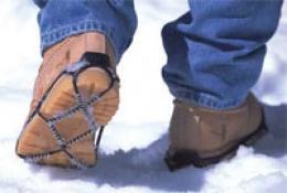 Yaktrax® Walker According to Ice & Snow